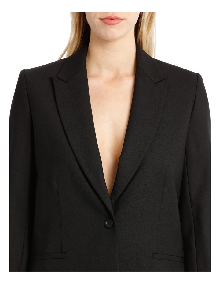 Slim Blazer Jacket image 4