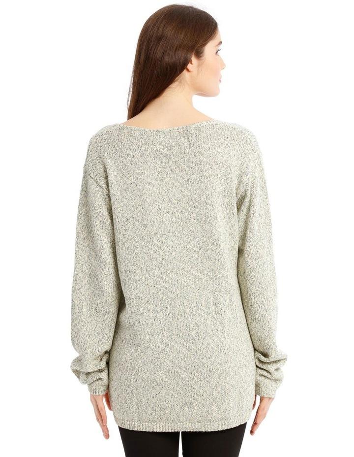 Space Dye Sweater image 3