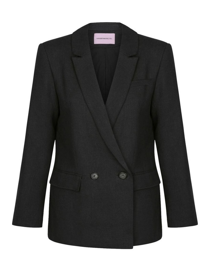 Audrey Jacket Black image 3