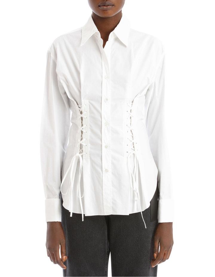 Corset Shirt 471459RIC05 image 1