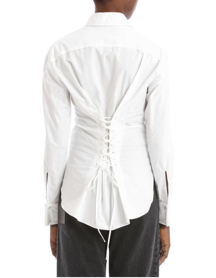 Corset Shirt 471459RIC05 image 3