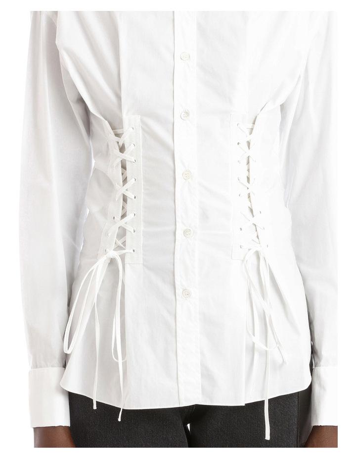 Corset Shirt 471459RIC05 image 4