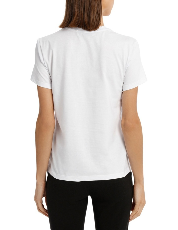 Brush Strokes Logo T-Shirt image 3