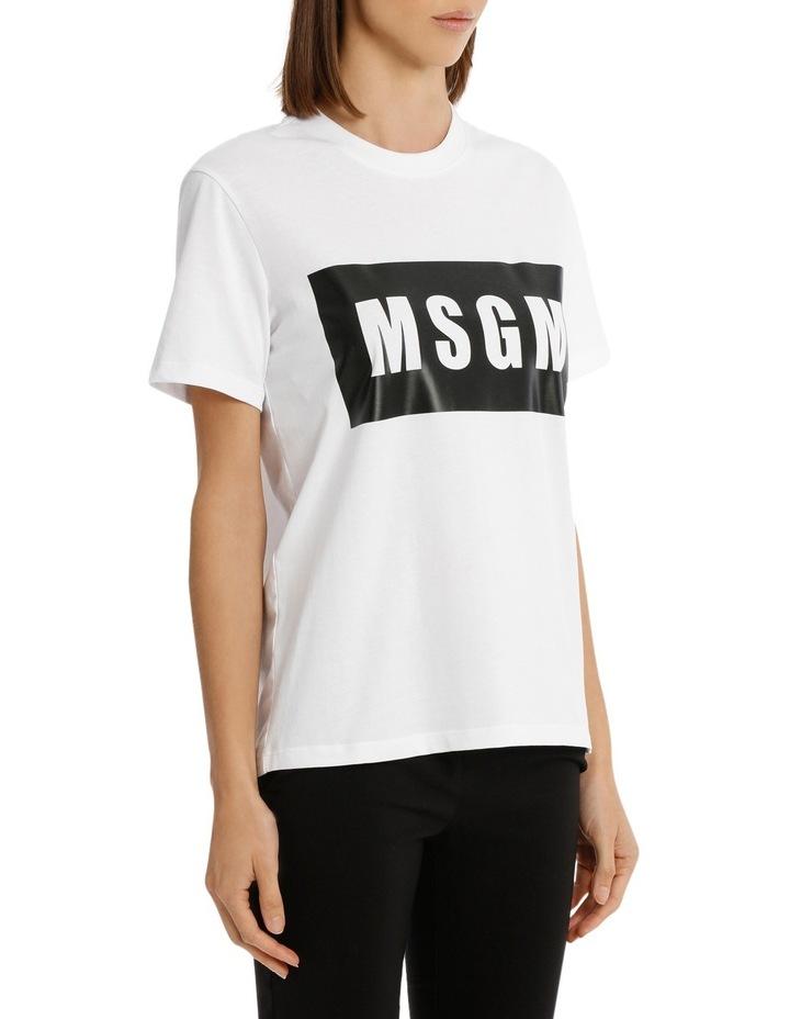 Panel Logo T-Shirt image 2