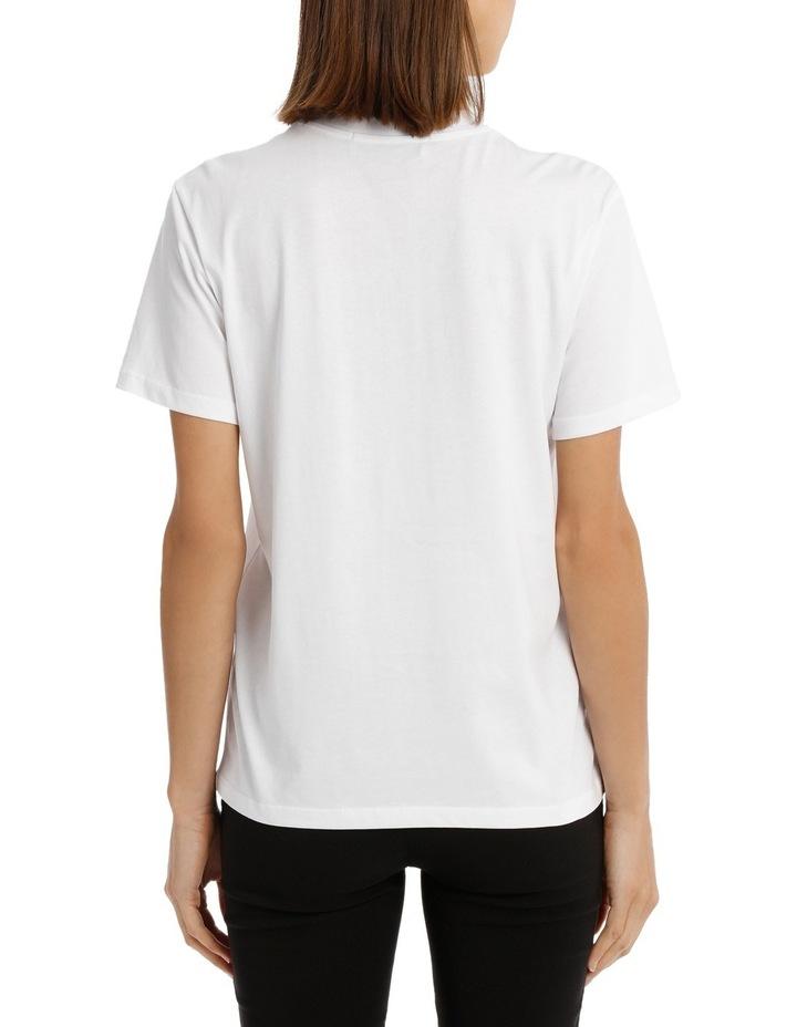 Panel Logo T-Shirt image 3