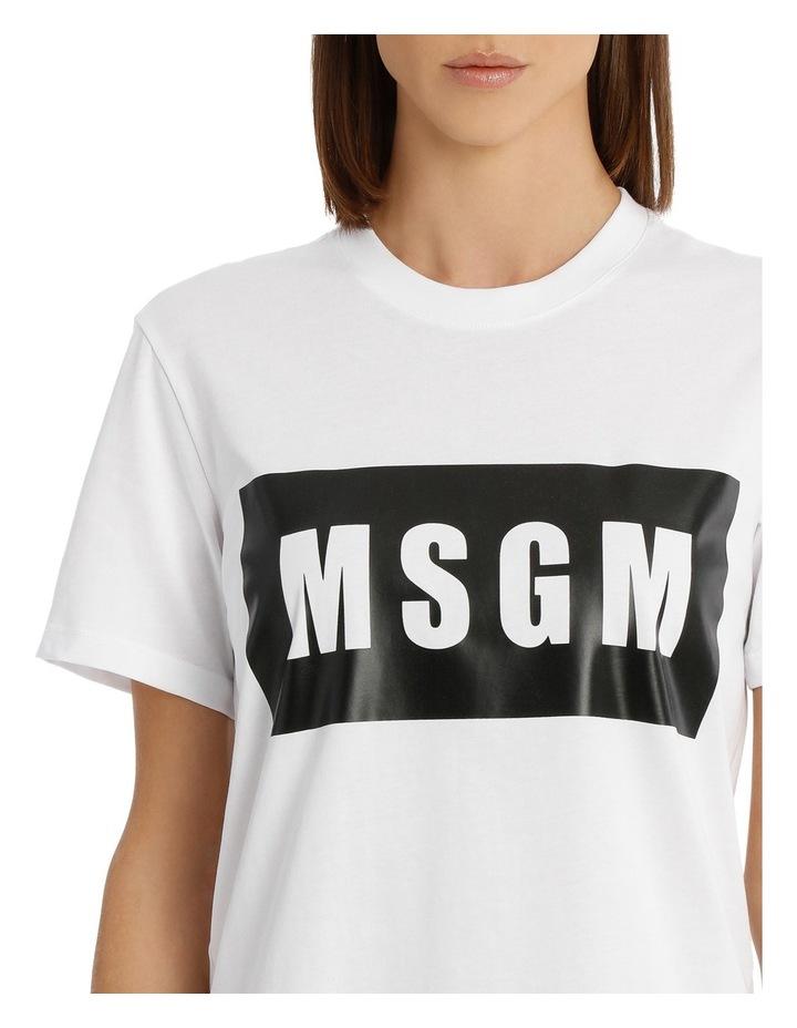 Panel Logo T-Shirt image 4