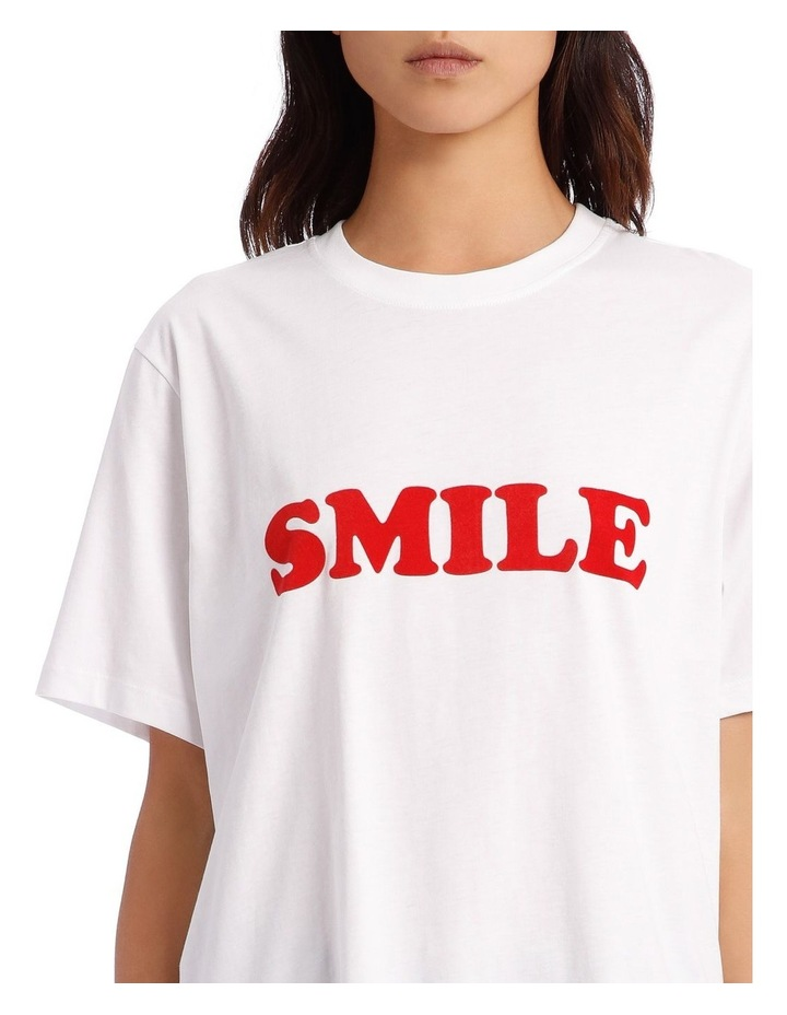 Smile T-Shirt image 4