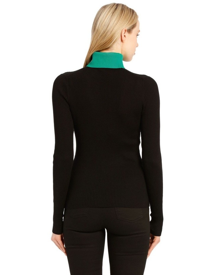 Long Sleeve Knit Turtleneck image 3