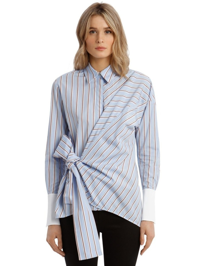 Front Wrap Shirt image 1