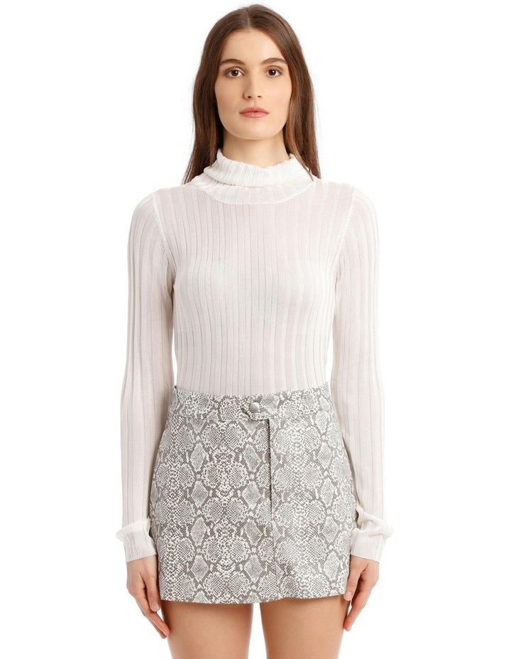 Lola Roll-Neck Top image 1