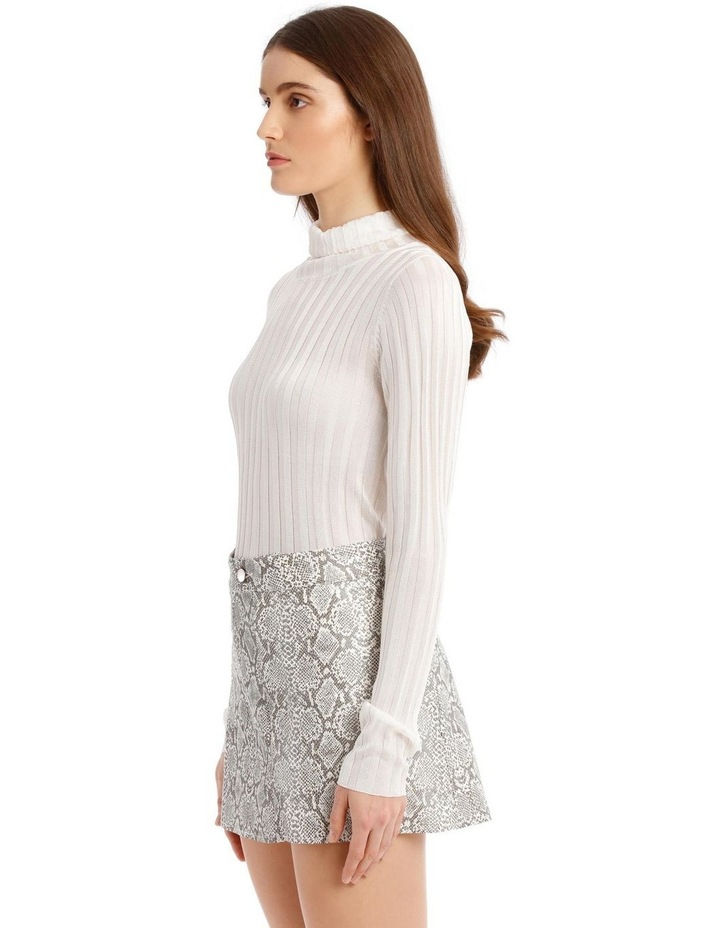 Lola Roll-Neck Top image 2