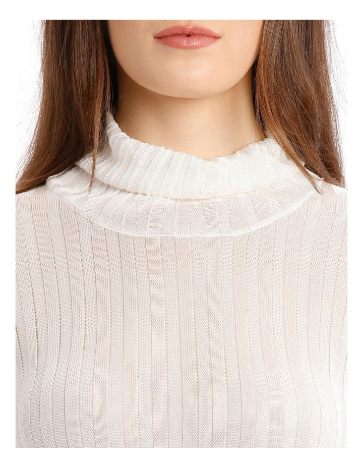 Lola Roll-Neck Top image 4