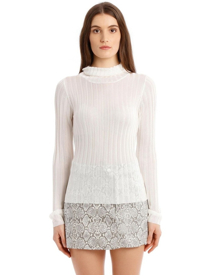 Lola Roll-Neck Top image 5