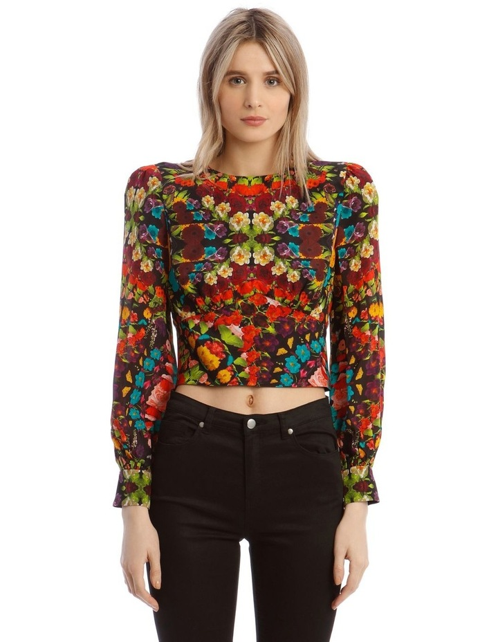 Quilla Long-Sleeve Blouse image 1
