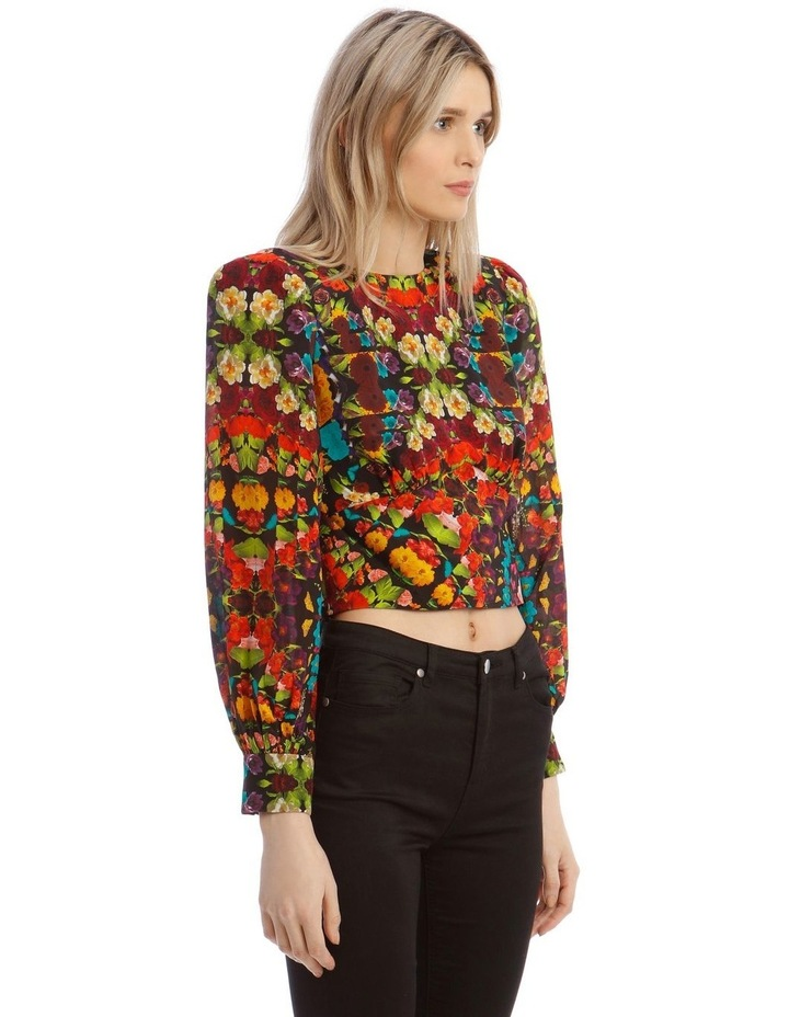 Quilla Long-Sleeve Blouse image 2