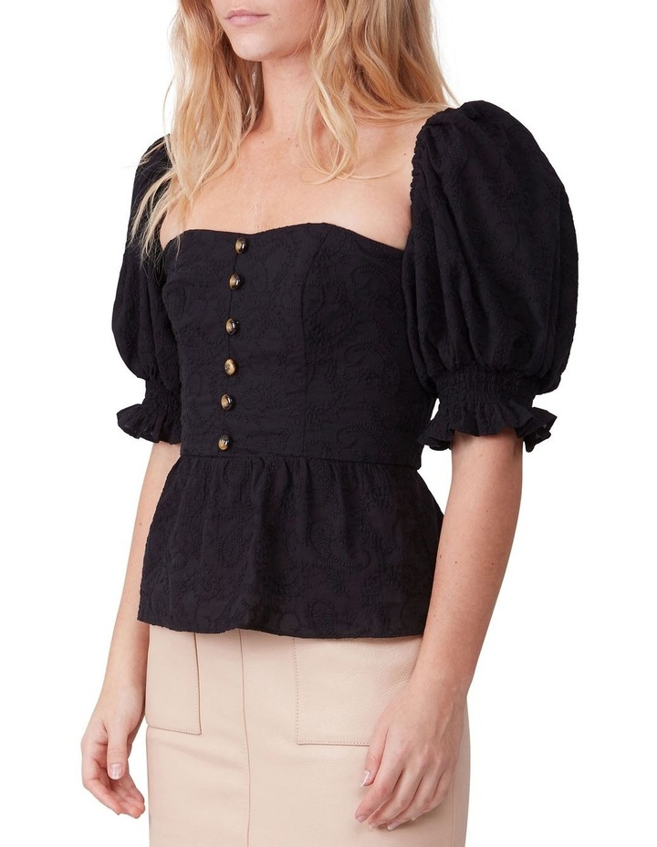 Embroidered Cotton Gypset Blouse image 4