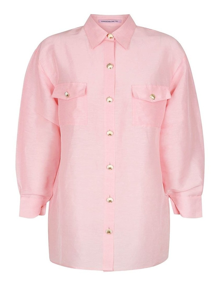 Barbados Shirt Pink Fizz image 3