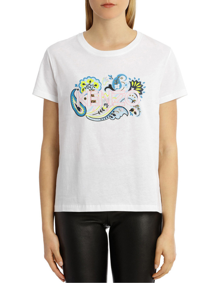 Straight Fitted T-Shirt image 1