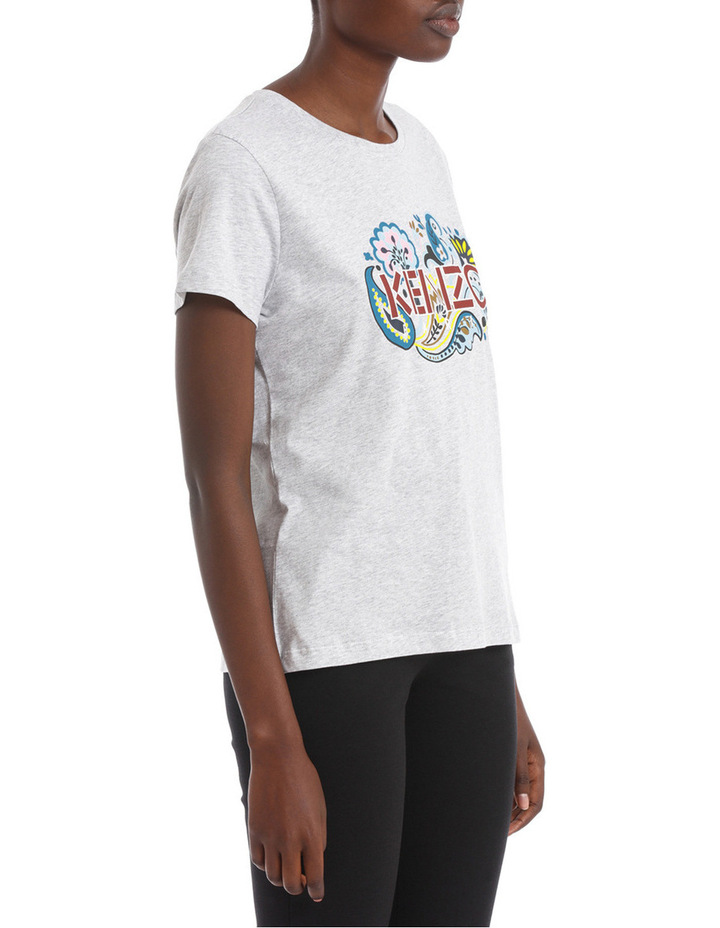 Straight fitted tshirt image 2