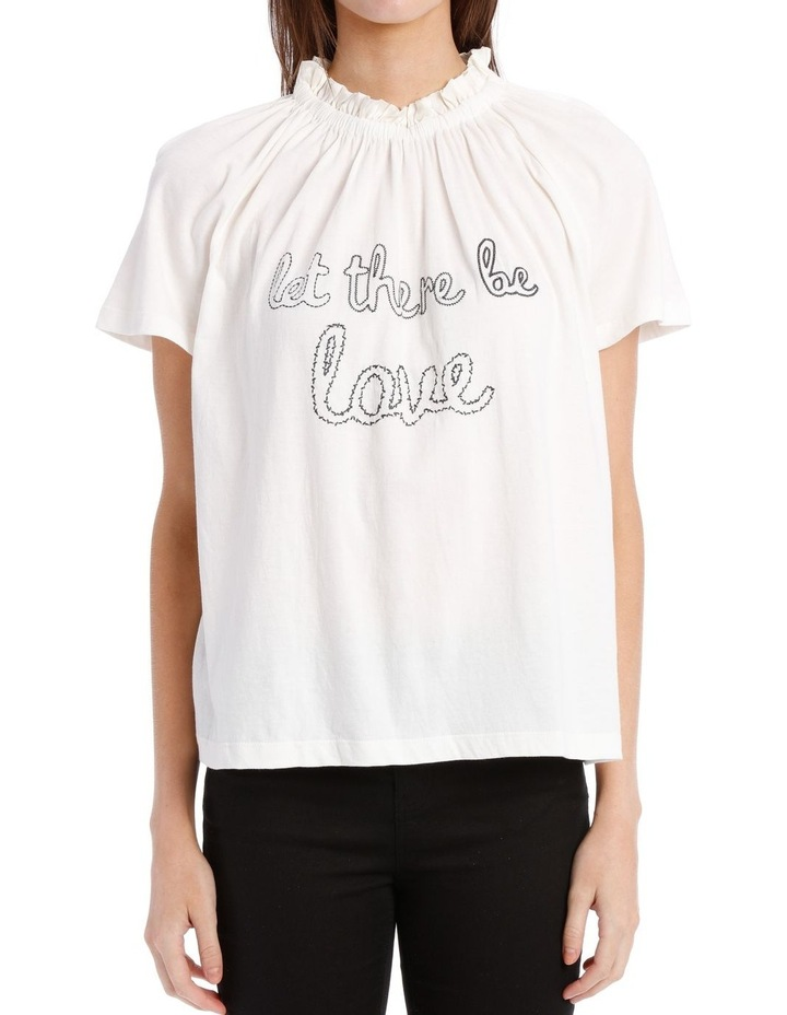 Let There Be Love T-Shirt image 1