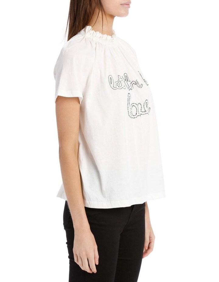 Let There Be Love T-Shirt image 2