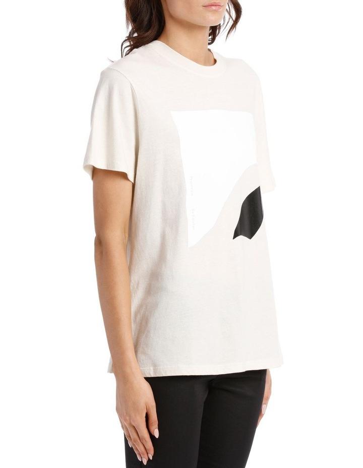 Short Sleeve T-Shirt Print Jersey image 2