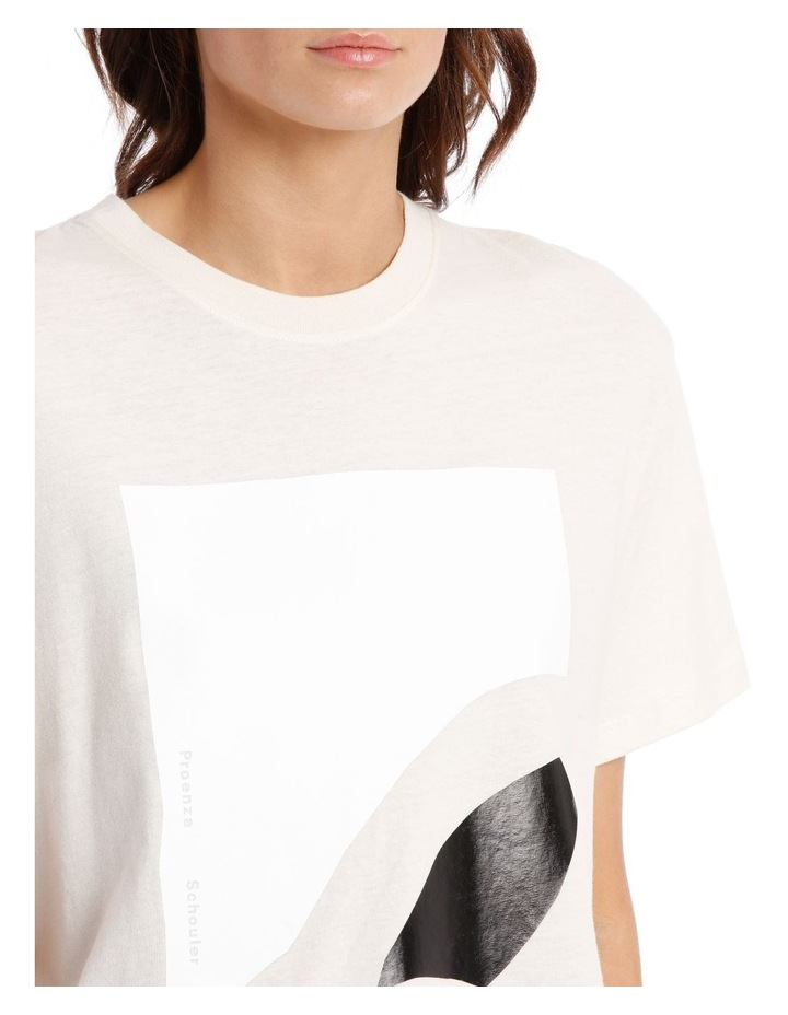 Short Sleeve T-Shirt Print Jersey image 4