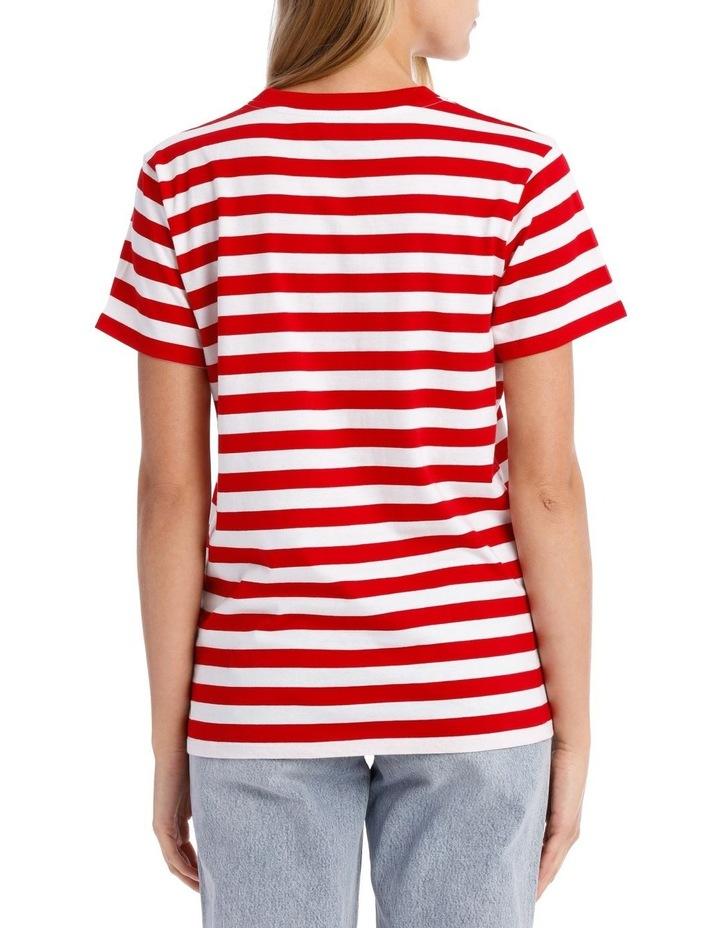Stripe Classic Tee image 3