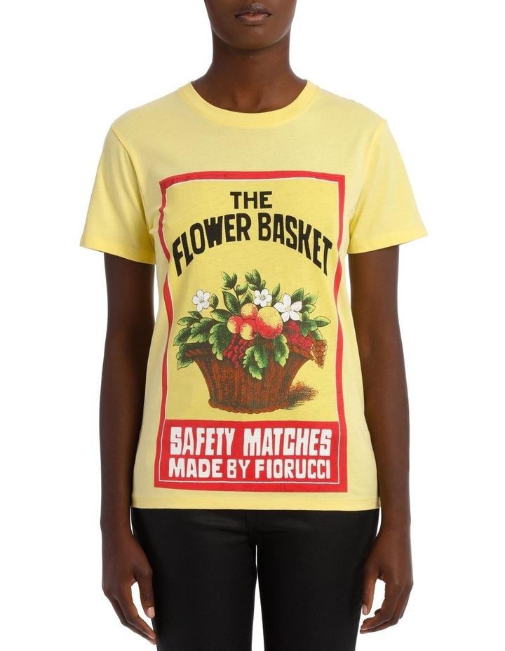 Bianca Flower Basket Tee image 1