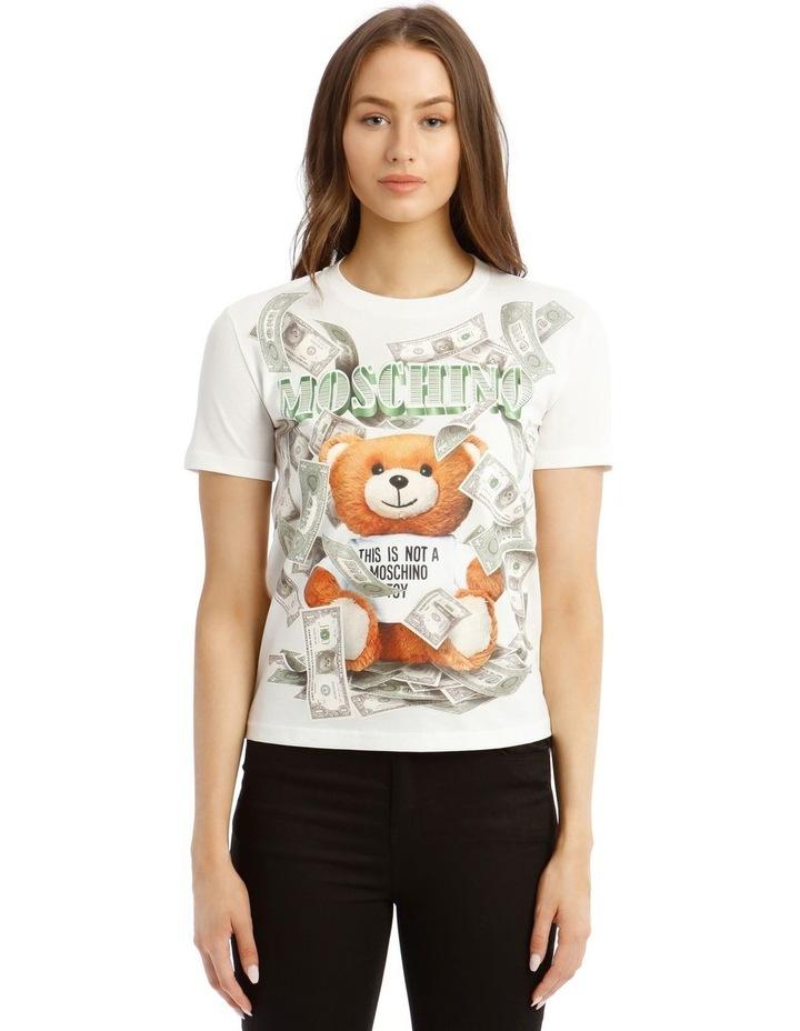 Dollar Teddy Bear Jersey T-Shirt image 1