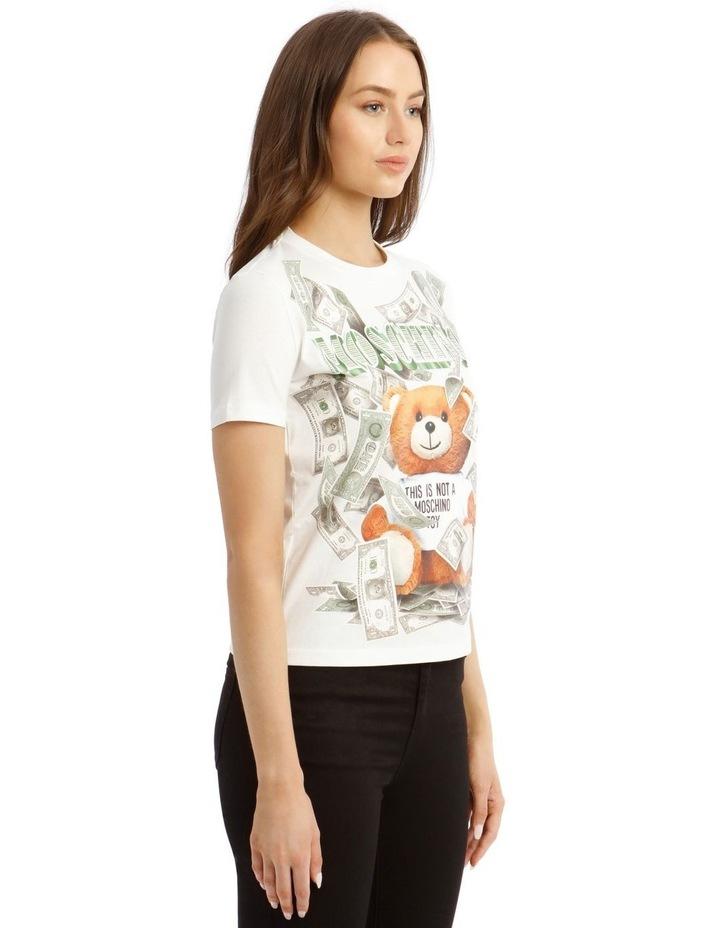 Dollar Teddy Bear Jersey T-Shirt image 2