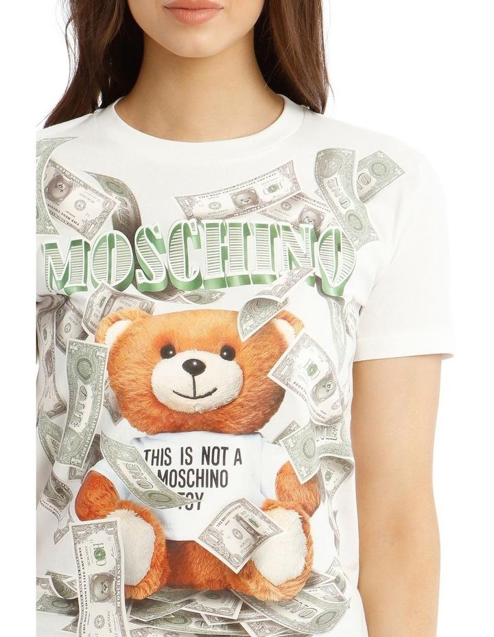 Dollar Teddy Bear Jersey T-Shirt image 4