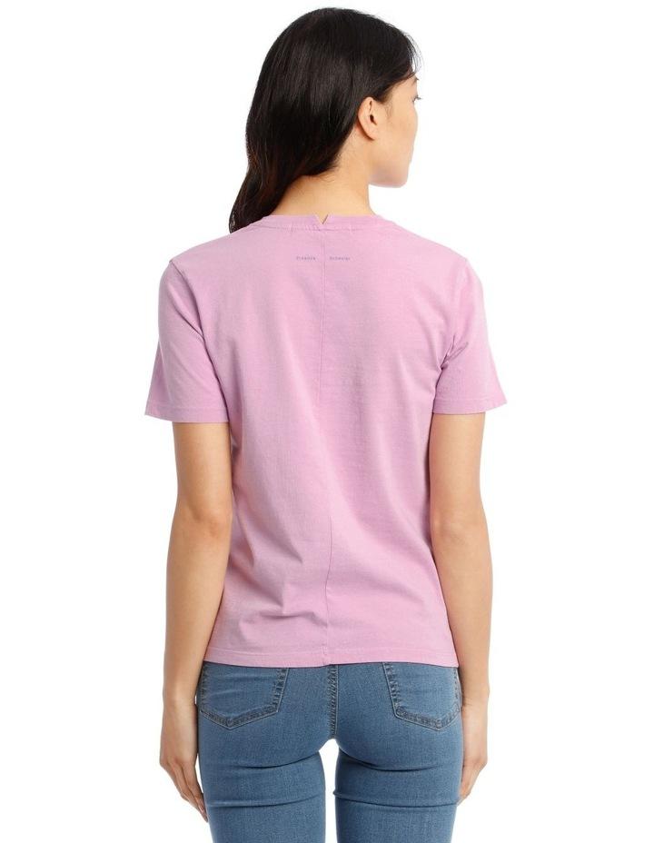 NY Print Short Sleeve Jersey T-Shirt image 3