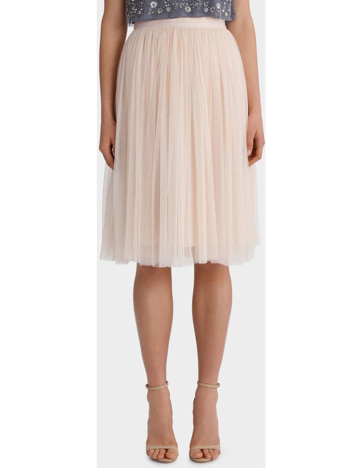 Tulle Midi Skirt image 1