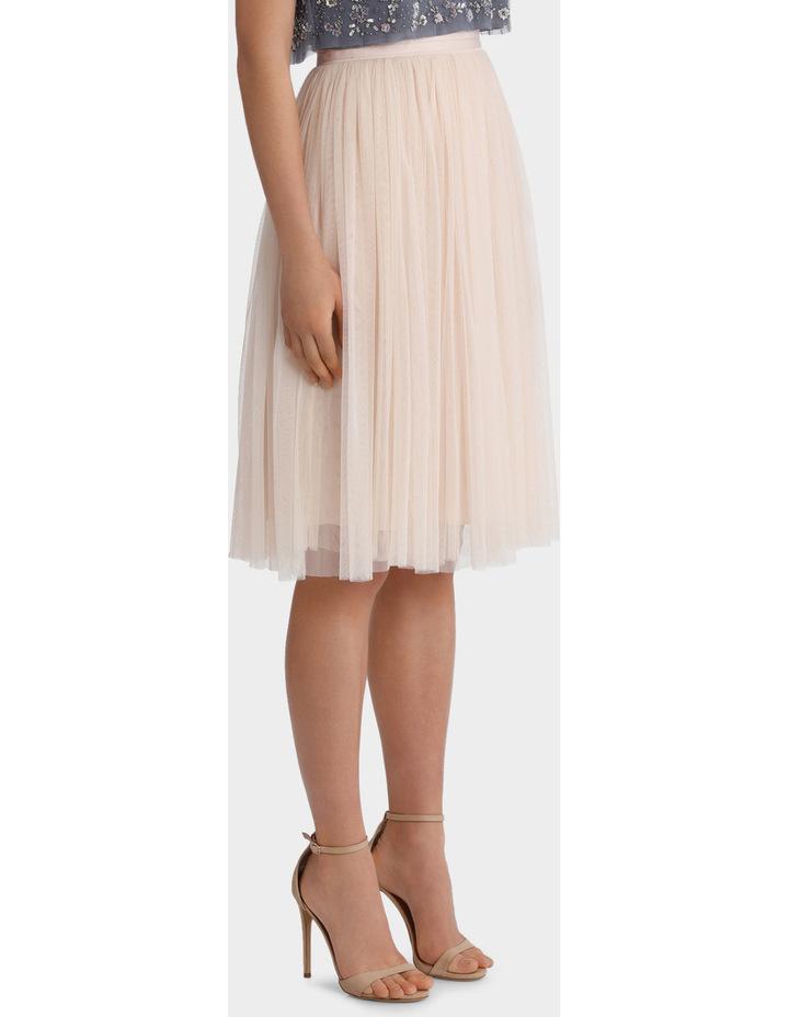 Tulle Midi Skirt image 2