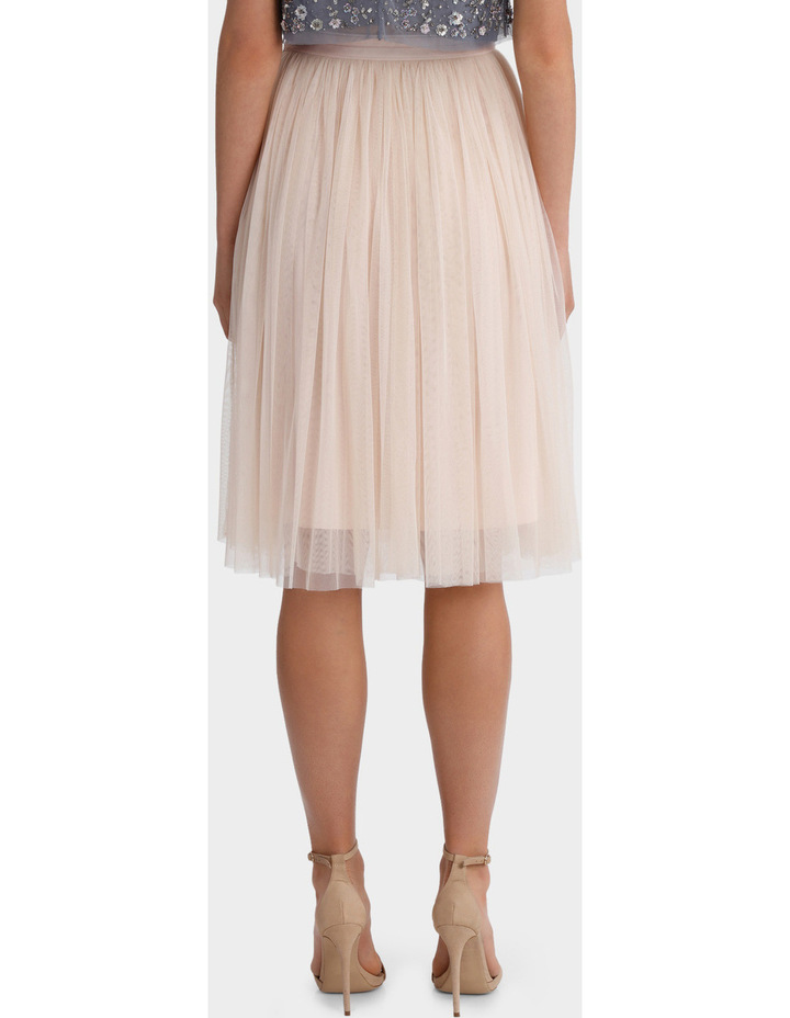Tulle Midi Skirt image 3