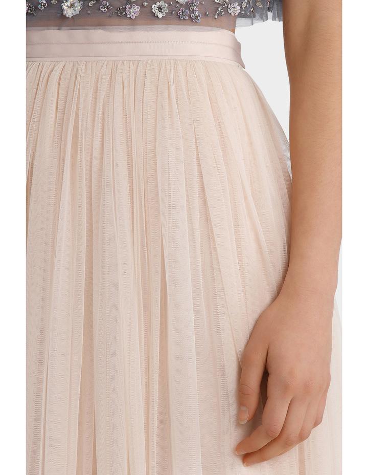 Tulle Midi Skirt image 4