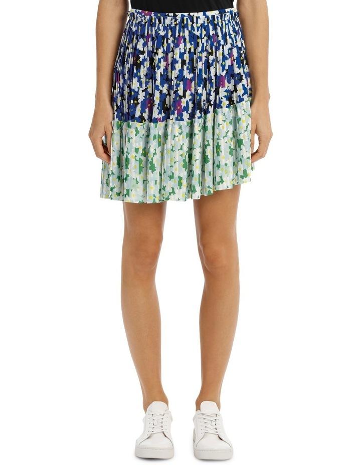 Short Pleated Skirt image 1