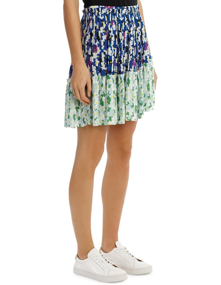 Short Pleated Skirt image 2