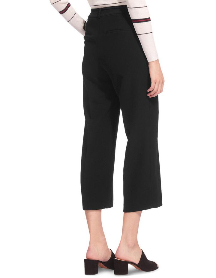 Crop Tie Side Trouser image 2