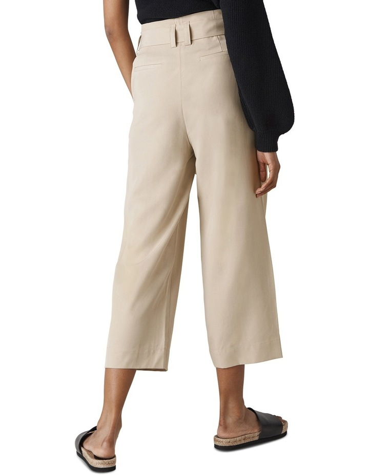Paper Bag Belted Trouser image 2