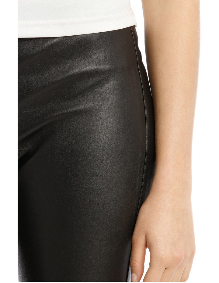 Stretch Leather Trousers image 4