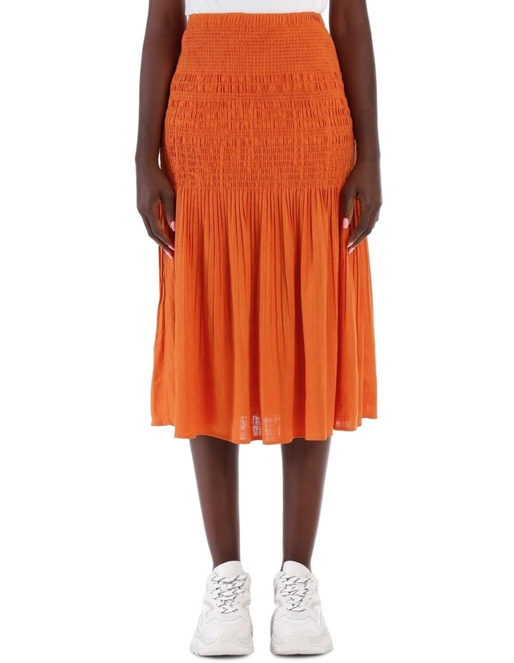 Smocked Skirt image 1