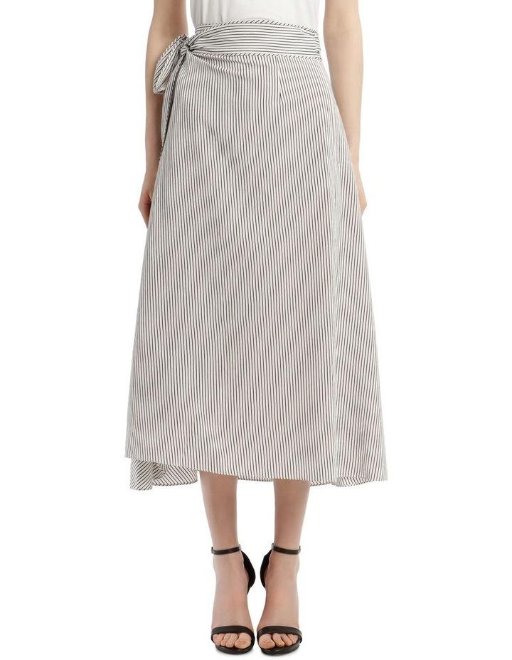 'Tilda' Striped Skirt image 1