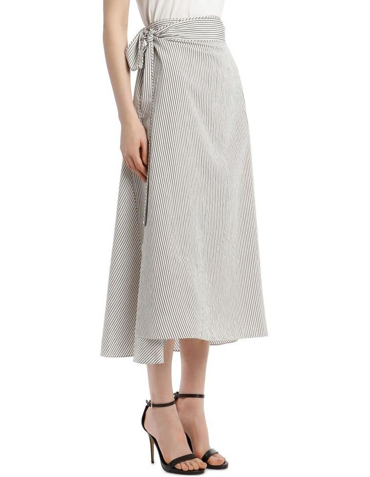 'Tilda' Striped Skirt image 2