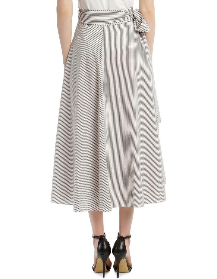 'Tilda' Striped Skirt image 3