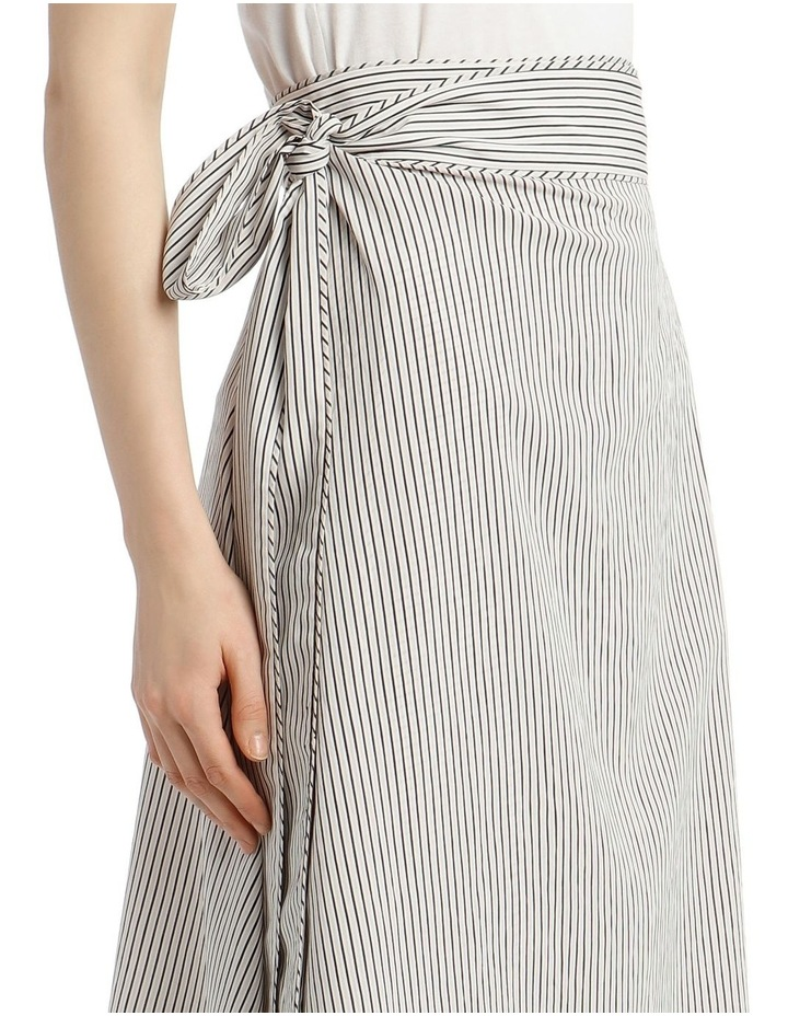 'Tilda' Striped Skirt image 4