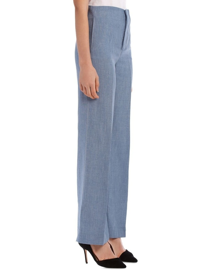 Kirk Linen Silk Tailoring Trousers image 2
