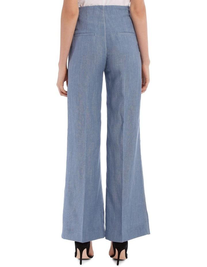 Kirk Linen Silk Tailoring Trousers image 3