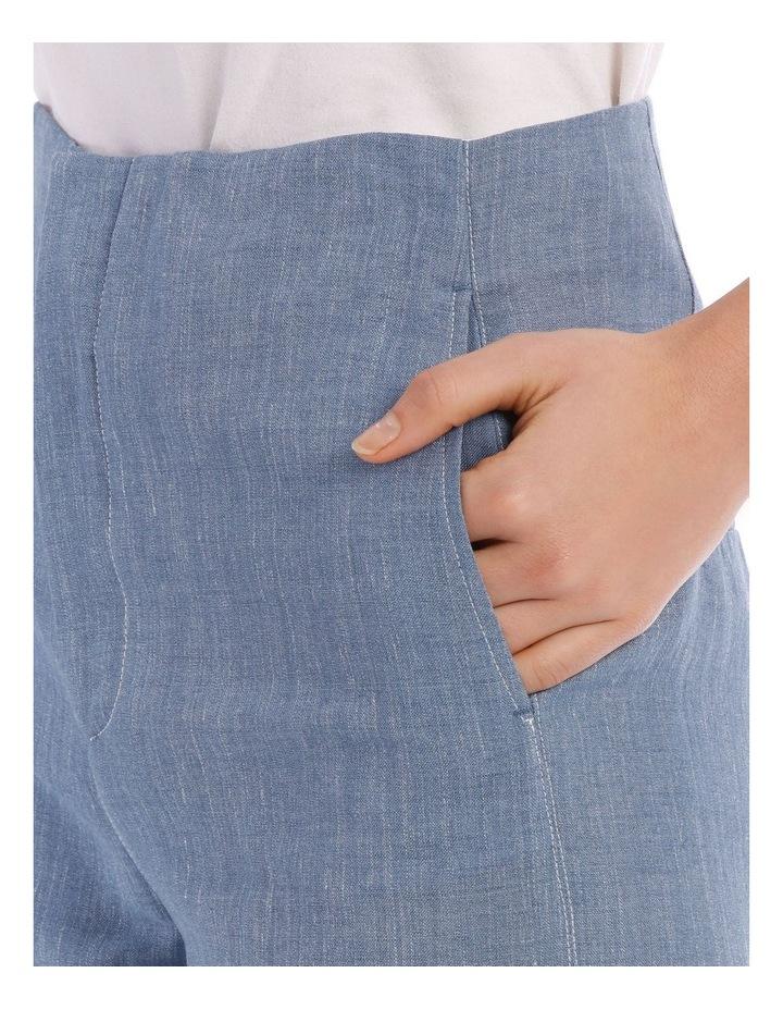 Kirk Linen Silk Tailoring Trousers image 4